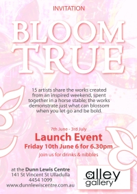Bloom True Invitation